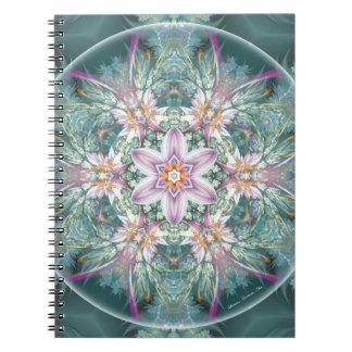 Mandalas of Forgiveness & Release 28 Notebook