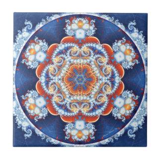 Mandalas of Forgiveness & Release 6 Ceramic Tile