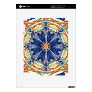 Mandalas of Forgiveness & Release 8 Decals For The iPad 2
