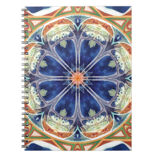 Mandalas of Forgiveness & Release 8 Notebook