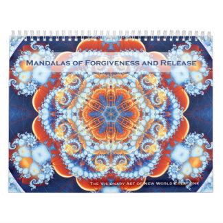 Mandalas of Forgiveness & Release Calendar