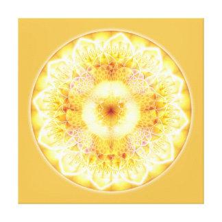 Mandalas of Healing & Awakening, No. 1, canvas