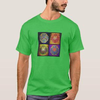 Mandalas Radiux4 T-Shirt