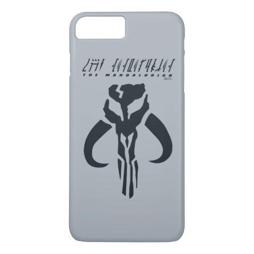 Mandalorian Symbol iPhone 8 Plus/7 Plus Case