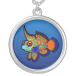 Mandarín del dibujo animado/pescados de Dragonet Joyerias Personalizadas