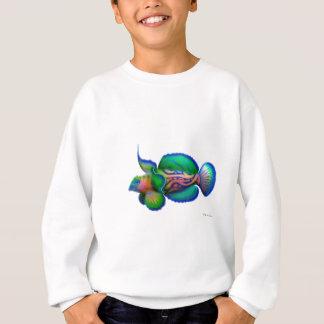 Mandarin Dragonet Fish Sweatshirt