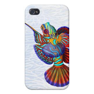 Mandarin Dragonet Goby Fish iPhone Case