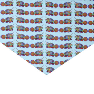 "Mandarin Dragonet Reef Fish Tissue Paper 10"" X 15"" Tissue Paper"