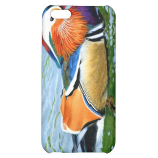 Mandarin Duck by Cindy Agan Case For iPhone 5C