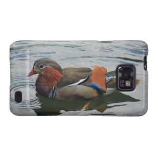 mandarin duck samsung galaxy case