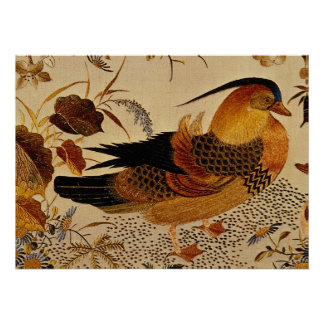 Mandarin Duck Print