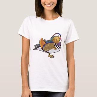Mandarin Duck Sketch T-Shirt