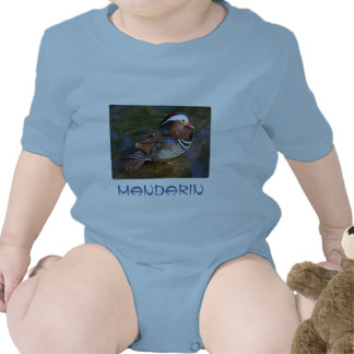 Mandarin Duck T Shirts