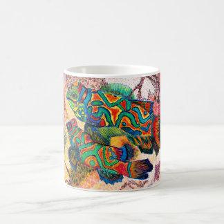 Mandarin Fish Magic Mug