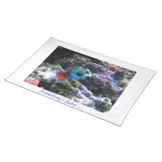 Mandarin Fish Placemat
