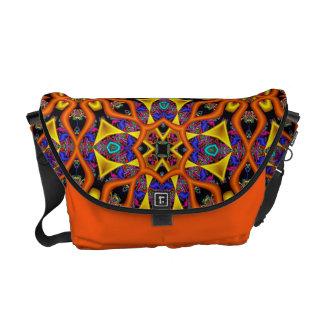 Mandarin Magic Messenger Bag