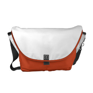 Mandarin Messenger Bag