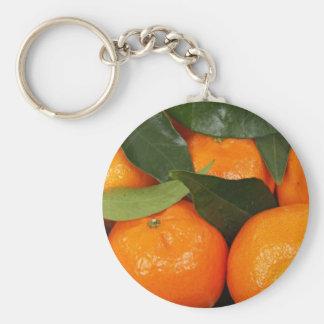 Mandarin Oranges keychain
