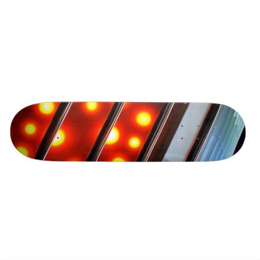 Mandarin Skateboard Deck