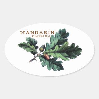 Mandarin Stickers