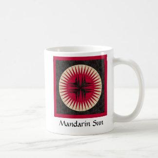 Mandarin Sun Mug
