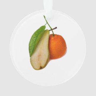 Mandarin - Virtuoso double-bass player Ornament
