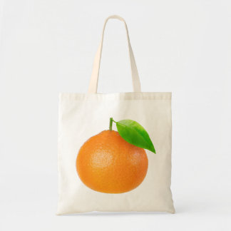 Mandarina Bolsa Tela Barata