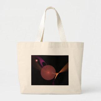 Mandarina púrpura bolsas