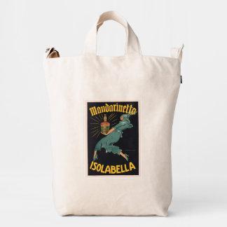 Mandarinetto, Isolabella Bolsa De Lona Duck