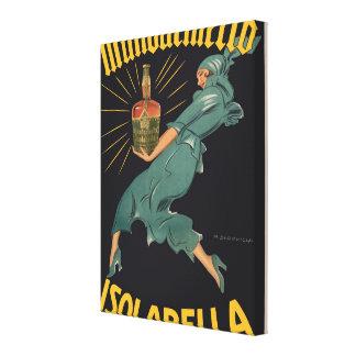 Mandarinetto, Isolabella Impresión En Lona