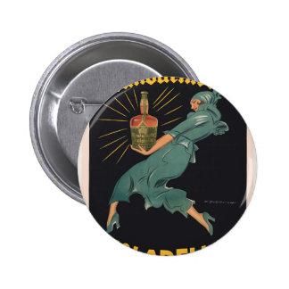 Mandarinetto, Isolabella Pinback Button