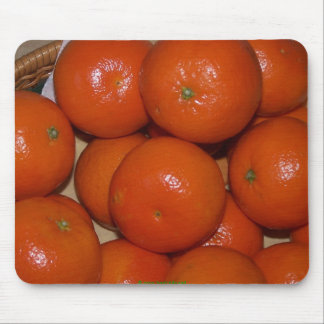 mandarins mouse pad