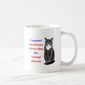 Mandatory Prison Time Classic White Coffee Mug