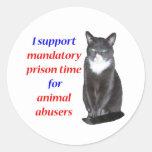 Mandatory Prison Time Sticker