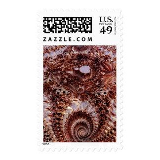 Mandebrot Stamp