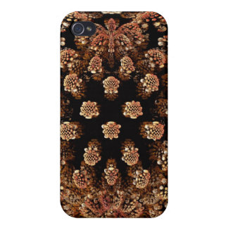 Mandel Fractel Covers For iPhone 4