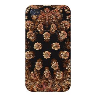 Mandel Fractel iPhone 4/4S Cover
