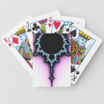 Mandelbrot 5 baraja cartas de poker