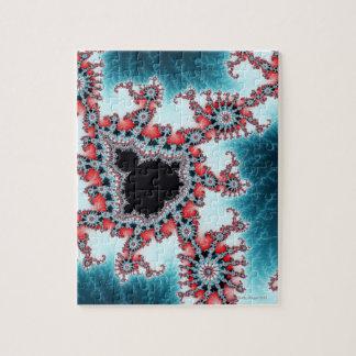 Mandelbrot 7 jigsaw puzzle