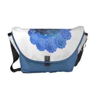 Mandelbrot Art Shell Courier Bag