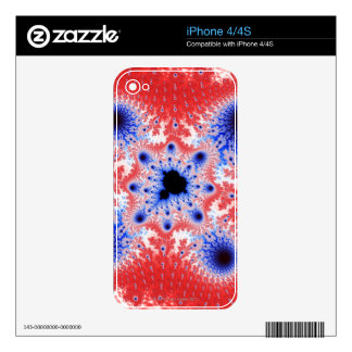 Mandelbrot Decals For The iPhone 4S