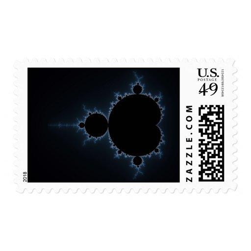 Mandelbrot fijó 07 - fractal franqueo