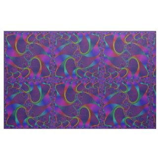 Mandelbrot Fractal Fabric
