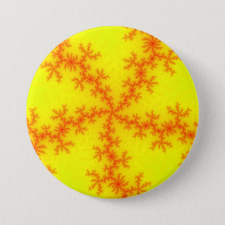 Mandelbrot Fractal Pinback Button