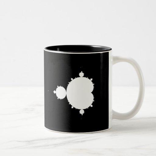 Mandelbrot original fijó 02 - taza del fractal