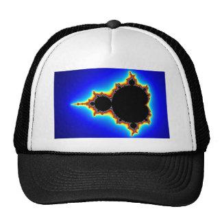 Mandelbrot original fijó 03 - fractal gorras de camionero