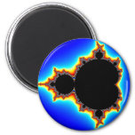 Mandelbrot original fijó 03 - fractal imanes