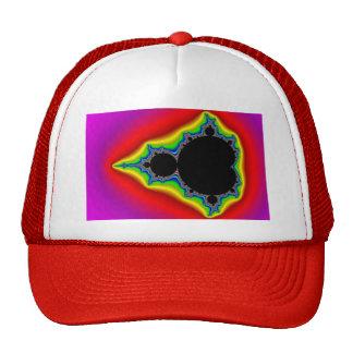 Mandelbrot original fijó 04 - fractal gorras