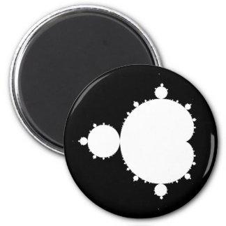 Mandelbrot Set 02 - Fractal Magnet