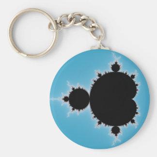 Mandelbrot Set 05 - Fractal Keychain